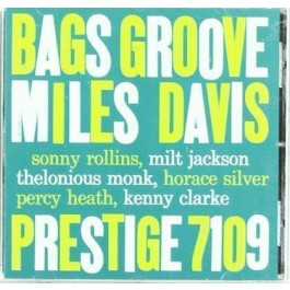 Miles Davis Bags Groove Rvg Remasters CD
