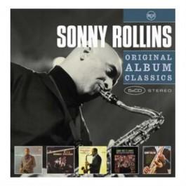 Sonny Rollins 5 Original Albums CD5