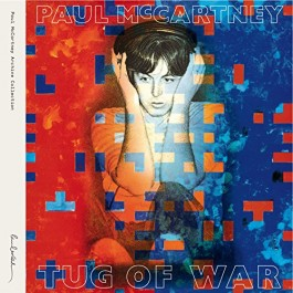 Paul Mccartney Tug Of War Deluxe Edition CD3+DVD