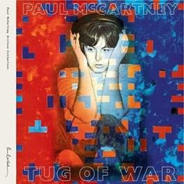 Paul Mccartney Tug Of War LP2