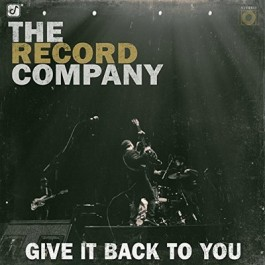 Record Company Give It Back To You CD