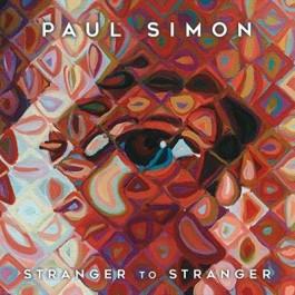 Paul Simon Stranger To Stranger LP