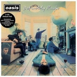 Oasis Definitely Maybe LP2
