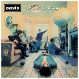 Oasis Definitely Maybe Deluxe Edition CD3