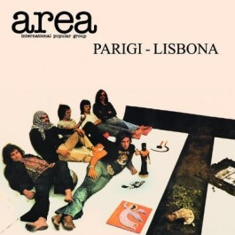 Area Parigi - Lisbona CD