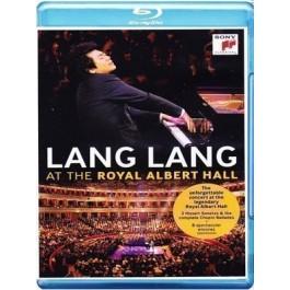Lang Lang At The Royal Albert BLU-RAY
