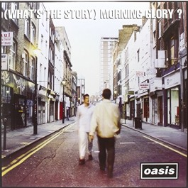 Oasis Whats The Story Morning Glory LP2