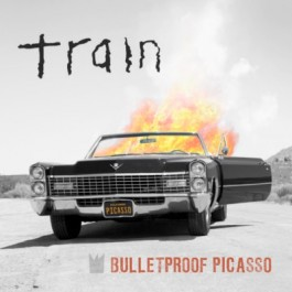 Train Bulletproof Picasso LP+CD