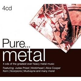 Various Artists Pure...metal CD4