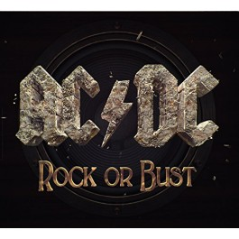 Ac/dc Rock Or Bust LP