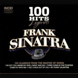 Frank Sinatra The Real CD3