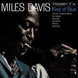 Miles Davis Kind Of Blue 180Gr LP