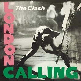 Clash London Calling LP2
