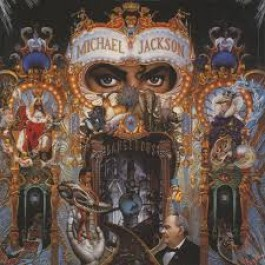 Michael Jackson Dangerous LP2