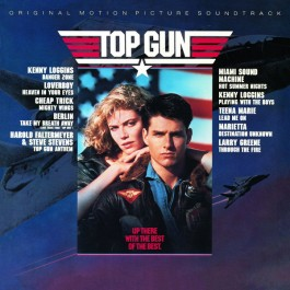 Soundtrack Top Gun LP
