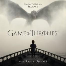 Soundtrack Game Of Thrones Season 5 Music By Ramin Djawadi CD