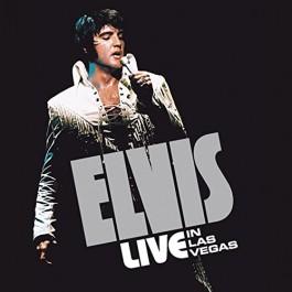 Elvis Presley Live In Las Vegas Bookset CD4