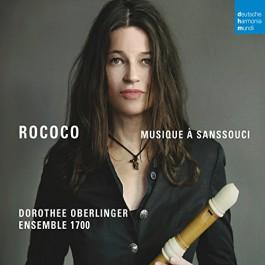 Dorothee Oberlinger Ensemble Rococo - Musique A Sanssouci CD
