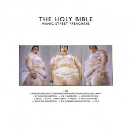Manic Street Preachers Holy Bible LP