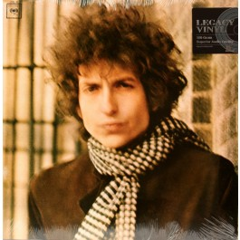 Bob Dylan Blonde On Blonde Legacy Vinyl LP2