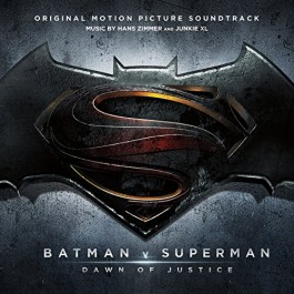 Soundtrack Batman V Superman Dawn Of Justice CD