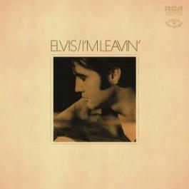 Elvis Presley Im Leavin LP