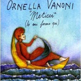 Ornella Vanoni Meticci CD