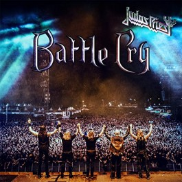 Judas Priest Battle Cry Live From Wacken Festival LP2