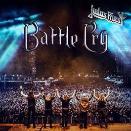 Judas Priest Battle Cry Live From Wacken Festival CD