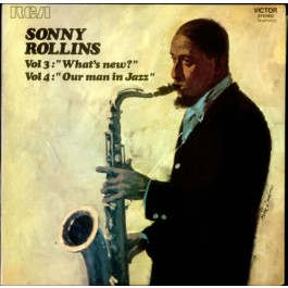 Sonny Rollins Whats New CD