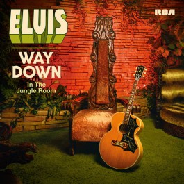 Elvis Presley Way Down In The Jungle Room LP2
