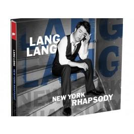 Lang Lang New York Rhapsody Live From Lincoln Center DVD
