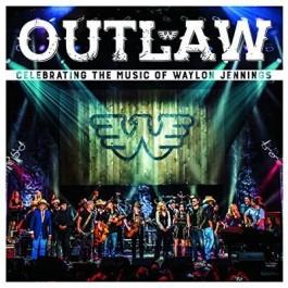 Various Artists Outlaw Celebrating The Music Of Waylon Jennings CD+DVD