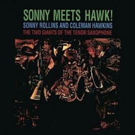 Sonny Rollins Sonny Meets Hawk CD