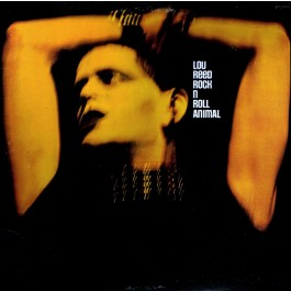 Lou Reed Rock N Roll Animal LP