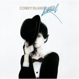 Lou Reed Coney Island Baby LP