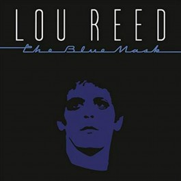 Lou Reed Blue Mask LP