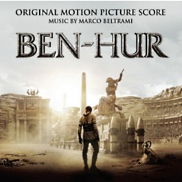 Soundtrack Ben - Hur Music By Marco Beltrami CD