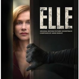 Soundtrack Elle By Anne Dudley CD