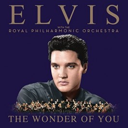 Elvis Presley Wonder Of You Elvis With Royal Philharmonic Orchestra LP2
