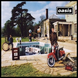 Oasis Be Here Now Remastered CD