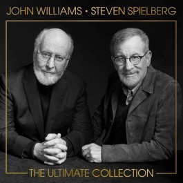 John Williams Steven Spielberg Ultimate Collection CD3+DVD