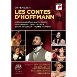 Vitorio Grigolo Offenbach Les Contes Dhoffman DVD2