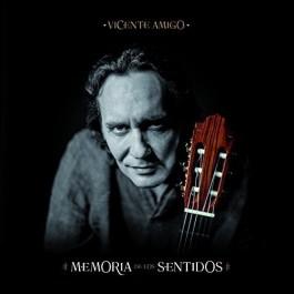 Vicente Amigo Memoria De Los Sentidos LP2