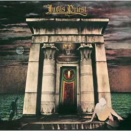Judas Priest Sin After Sin 180Gr LP