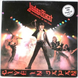 Judas Priest Unleashed In The East Live In Japan 180Gr LP