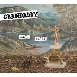 Grandaddy Last Place CD