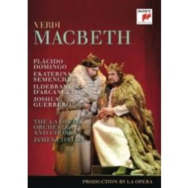 Placido Domingo Ekatarina Semenchuk Verdi Macbeth DVD2