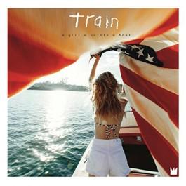 Train A Girl A Bottle A Boat CD