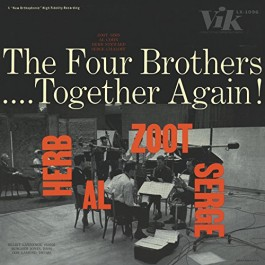 Four Brothers Together Again CD